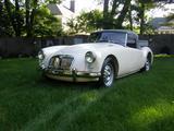1961 MG MGA MkII De Luxe