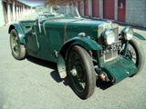 1933 MG J Type Midget