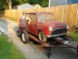 1961 Morris Mini 850