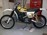1979 Yamaha MC TT500