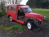 1964 Morris Minor 1000 Van