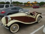 1952 MG D Type Midget