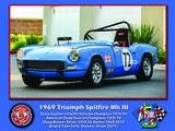 1969 Triumph Spitfire MkIII