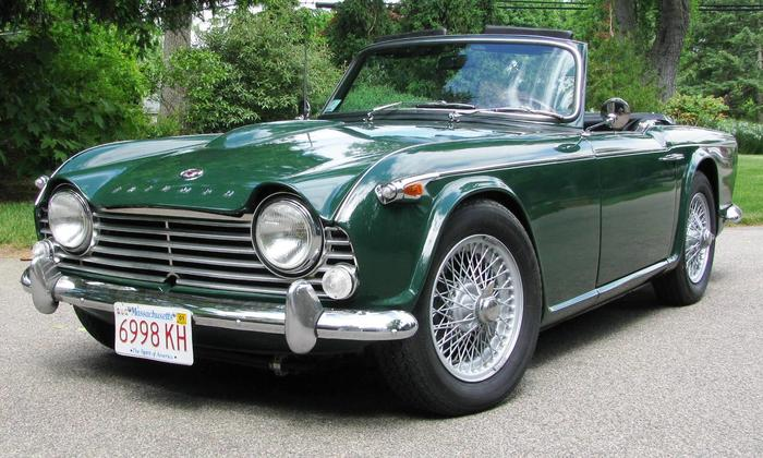 Engine Front Plate Tr4 Tr4a Forum Triumph Experience Car