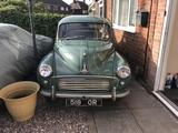 1962 Morris Minor 1000 Saloon 4 door