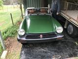 1977 MG D Type Midget