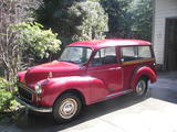 1961 Morris Minor Traveller
