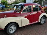 1948 Morris Minor Series II Saloon 4 door