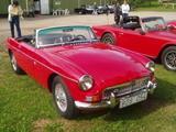 1963 MG MGB
