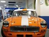1963 MG MGB Racecar