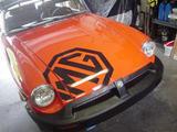 1969 MG MGB