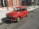 1958 Morris Minor 1000 Saloon 2 door