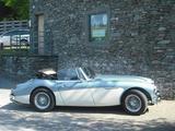 1963 Austin Healey 3000 BJ8