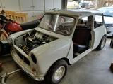 1960 Austin 850