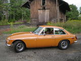 1974 MG MGB GT BRACKEN Sean S