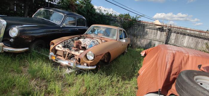MGC Cars For Sale : The MG Experience