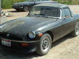 1980 MG MGB Limited Edition LE Black Thom C