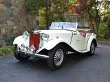 1953 MG D Type Midget