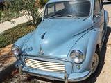 1960 Morris Minor 1000 Saloon 2 door
