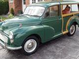 1970 Morris Minor Traveller Woodie