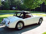 1961 MG MGA 1600