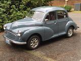 1955 Morris Minor Series II Saloon 4 door