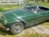 1969 MG MGC
