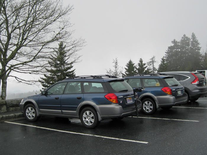 2005 Subaru Outback (1942PHOUL) : Registry : The MG Experience