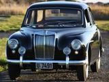 1954 MG Magnette ZA Black Per S ter