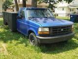 1993 Ford F 150 Pickup