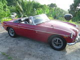 1970 MG MGB Red not Sure If MG Red Erik Anderson
