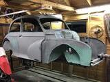 1961 Morris Minor 1000 Saloon 2 door