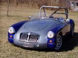 1969 MG MGA 1500