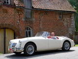 1959 MG MGA Old English White johan ilsbroux