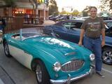1960 Austin Healey 3000 BN7