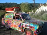 1966 Trabant 601 Kombi