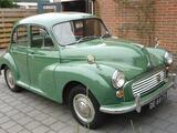 1968 Morris Minor 1000 Saloon 4 door