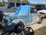 1960 Morris Mini Traveller