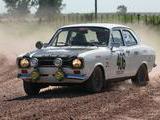 1973 Ford Escort MkI U Ultra White Augusto Basigaluz