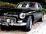 1969 MG MGB GT Black Alexander Uitenbroek