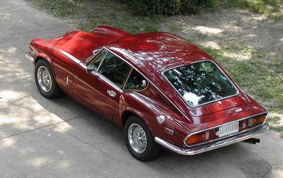 1973 Triumph Gt6 Mkiii Kf209xx Registry The Triumph Experience