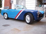 1965 MG J Type Midget