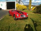 1958 MG MGA Conversion