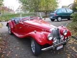 1954 MG TF 1500 Red Richard Treiber