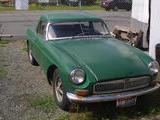 1967 MG MGB MkI