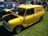1965 Mini Van Yellow Andreas Tysk