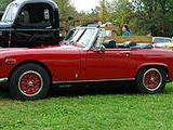 1970 MG J Type Midget