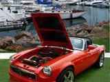 1974 MG MGB V8 Conversion