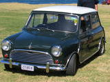 1964 Mini Cooper S BRG White Roof Rob Downie