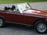 1976 MG Midget 1500